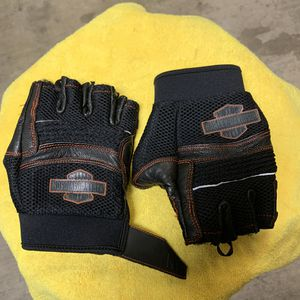 Harley Davidson Men's Medium Gloves for Sale in Cerritos, CA