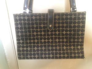 Kate Spade Black and Gray / whitish for Sale in Alexandria, VA