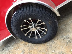 Trailer tires (off-road) wheels for Sale in Jonesboro, GA