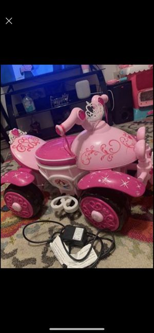 Disney princess ride for Sale in Fort Walton Beach, FL