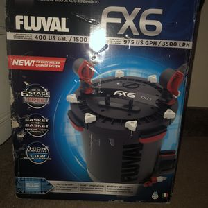 High Performance Canister Filter Up To 400 Gal for Sale in Clovis, CA