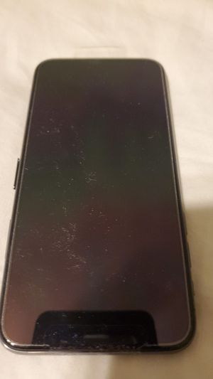 iPhone X, 256GB, Space Gray, Model A1865 for Sale in Marlboro Township, NJ