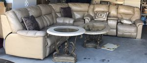 Sofa and Table set for Sale in Tracy, CA
