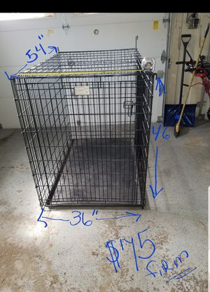 XXL Dog Crate for Sale in Coraopolis, PA