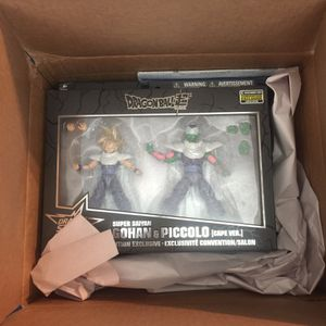 SDCC 2020Exclusive Dragon Ball Z Dragon Stars 2pk for Sale in Pacifica, CA