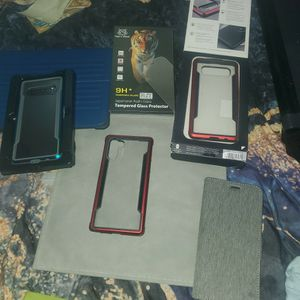 VARIETY of S9 & Note10 & Note10+ Cases/Covers BRAND NEW! for Sale in Katy, TX