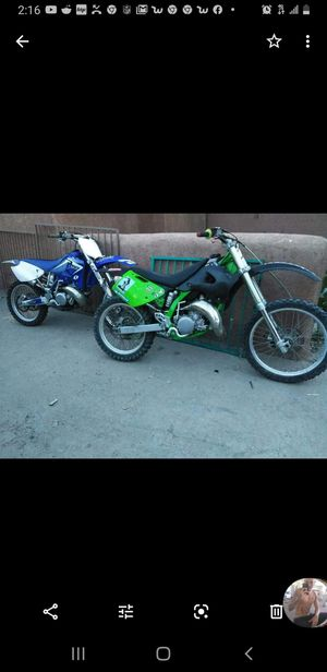 Kawasaki KX125 1998 for Sale in Albuquerque, NM