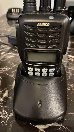Alinco DJ-500T UHF/VHF Radio for Sale in Elizabeth, NJ