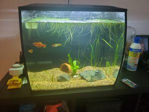Fluval flex aquarium for Sale in Monroe, WA