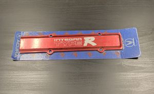 OEM Honda Genuine Parts Acura Integra Type R Spark Plug Cover Red OEM for Sale in Phillips Ranch, CA