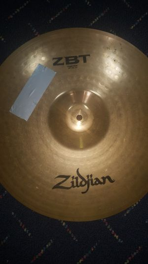 "Zildjian ZBT crash ride 18""/45 for Sale in Matthews, NC"