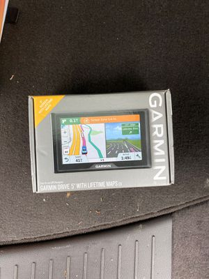 """Garmen Drive 5"""" with lifetime maps ex for Sale in Manalapan Township, NJ"""
