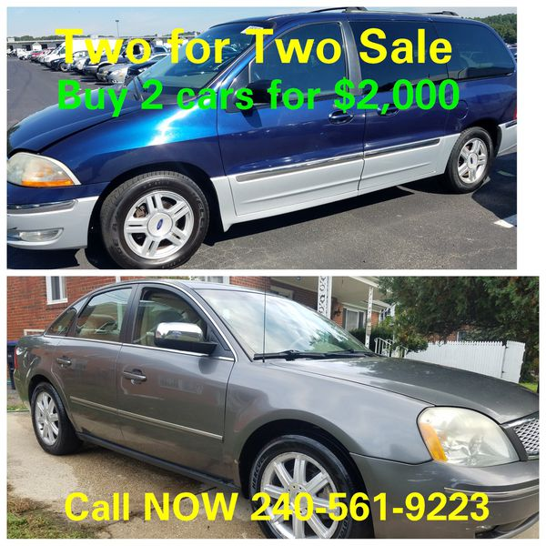 Fords For Sale