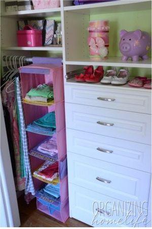 Pink closet organizer new for Sale in BOLINGBROOK, IL