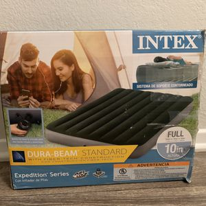 Full Size Air Mattress Like New for Sale in Riverside, CA