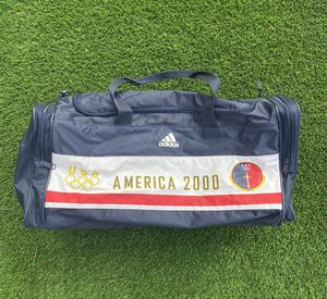 Vintage 2000 USA Olympics Duffle Bag for Sale in Central, SC