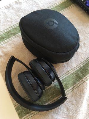 Beats solo 3 wireless headset for Sale in Seattle, WA
