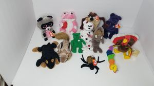 12 Beanie Babies Most With Tags for Sale in Winter Park, FL