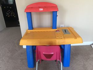 Kids table and chair for Sale in Morrisville, NC