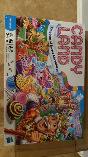 Candy land kids game for Sale in Queen Creek, AZ