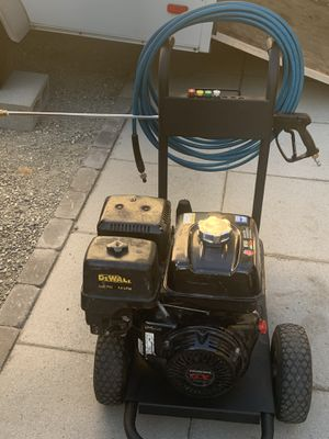 Commercial pressure washer 4200 PSI Honda engine GX390 in great working condition 4GPM for Sale in Federal Way, WA