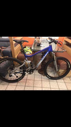 Giant full suspension mountain bike for Sale in Deerfield Beach, FL