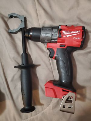 Milwaukee fuel hammer drill FIRM for Sale in Long Beach, CA