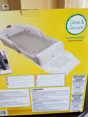 Infant co-sleeper for Sale in Seattle, WA