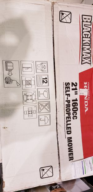 Brand new Powermax ( Honda) lawn mower for Sale in Laurel, MD