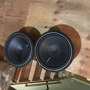 "15"" Rockford subs for Sale in Saco, ME"
