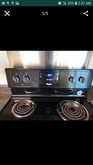 Kitchen Stove top vent dishwasher and microwave for Sale in San Antonio, TX