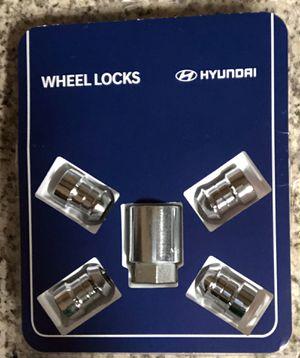 Hyundai Tire Wheel Locks for Sale in San Diego, CA