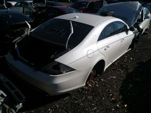 Selling Parts for a White 2008 Mercedes CLS STK#1394 for Sale in Detroit, MI