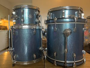 Questlove Breakbeats azure drum kit set for Sale in Miami, FL