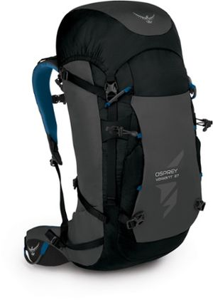 NEW With Tags Osprey Variant 37 backpack Pack color: galactic black camping hiking climbing for Sale in Pompano Beach, FL