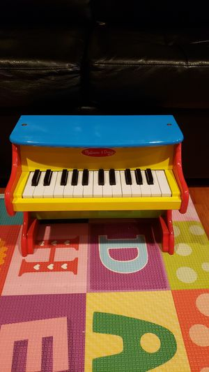 Melissa&Doug piano for Sale in Prospect Heights, IL