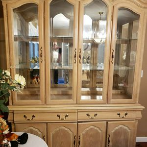 Dining room set + 8 chairs for Sale in Staten Island, NY