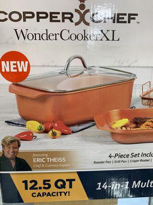 Copper chef wonder cooler xl for Sale in Long Beach, CA