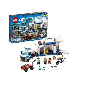 BRAND NEW LEGO City Police Mobile Command Center Truck 60139 Building Toy, Action Cop Motorbike and ATV Play Set for Sale in Orlando, FL