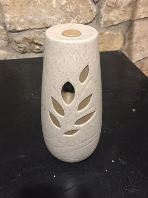 Brown candle oil diffuser for Sale in Quincy, IL