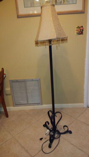 Floor lamp for Sale in Stuart, FL