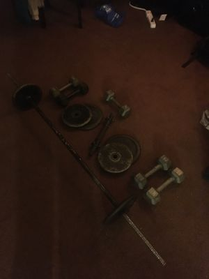 Weights for Sale in San Dimas, CA