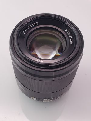 Sony 50mm 1.8 oss e mount for Sale in Carson, CA
