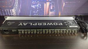 BEHRINGER power-amplifiers, black HA8000 for Sale in East Orange, NJ