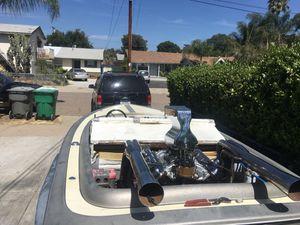 Kona jet boat 455 Berkeley pump for Sale in El Cajon, CA