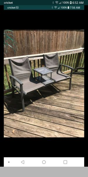 2 seater with table for Sale in District Heights, MD
