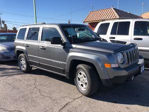 2013 Jeep Patriot $500 Down Delivers Habla Español for Sale in Las Vegas, NV