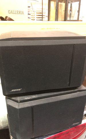 Bose Speakers. Pair for Sale in Las Vegas, NV