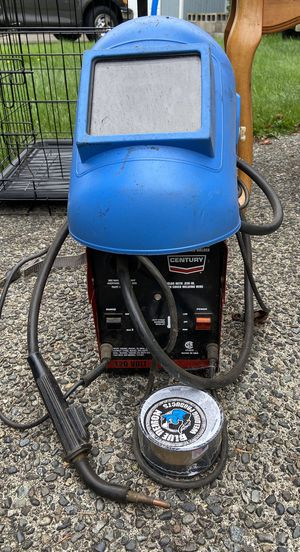 Century 80 gasless wire feed welder 120 V for Sale in Kent, WA