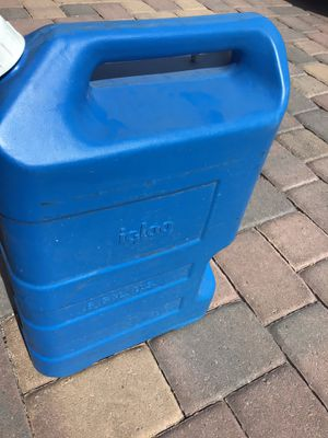 6 gallon fresh water tank for Sale in Las Vegas, NV